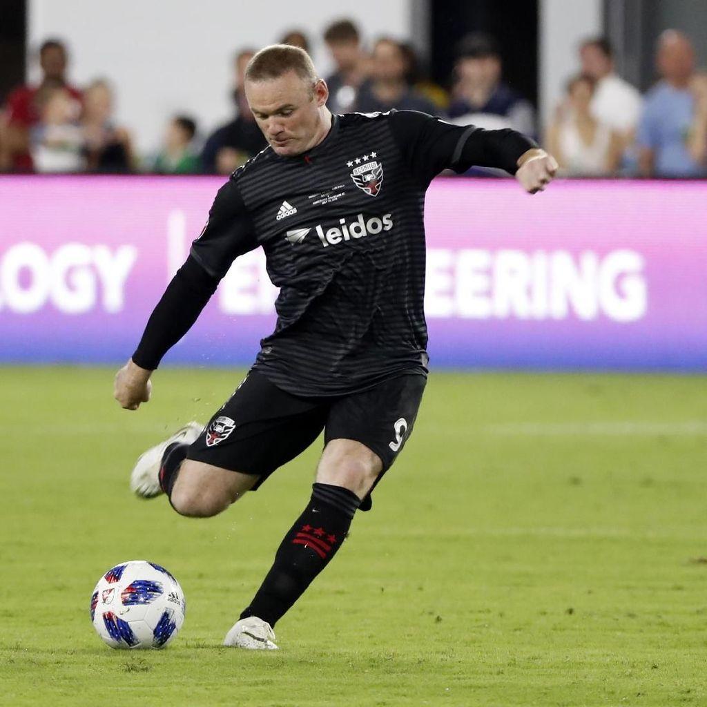 Mengapa Rooney Tinggalkan Everton untuk Gabung DC United?