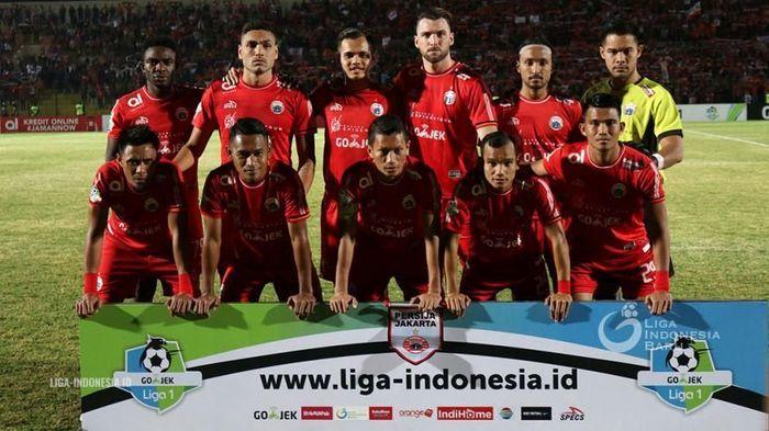 Persija Jakarta mengincar hasil positif di akhir putaran pertama (Foto: dok. PT Liga Indonesia Baru)