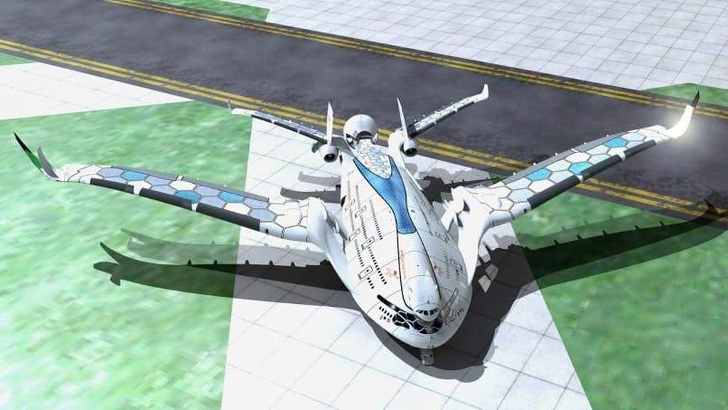 Inikah Pesawat-pesawat Super di Masa Depan?