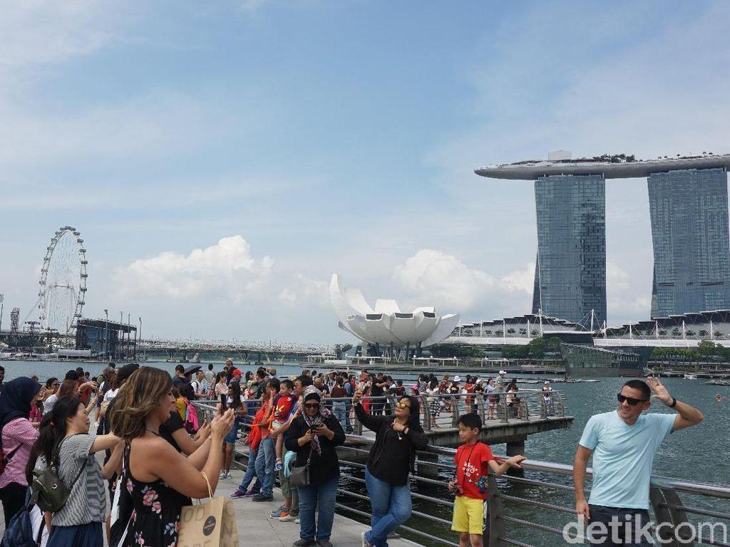 RI dan Singapura Mulai Nego soal Pajak
