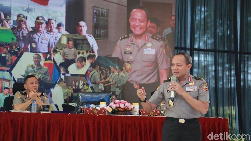 Irjen Arief Beri Pembekalan ke Lulusan Akpol Terbaik 2017