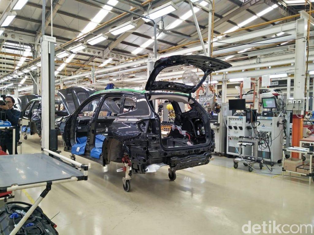Hyundai Siapkan Lahan 600 Ha Buat Pabrik Mobil Listrik di Karawang