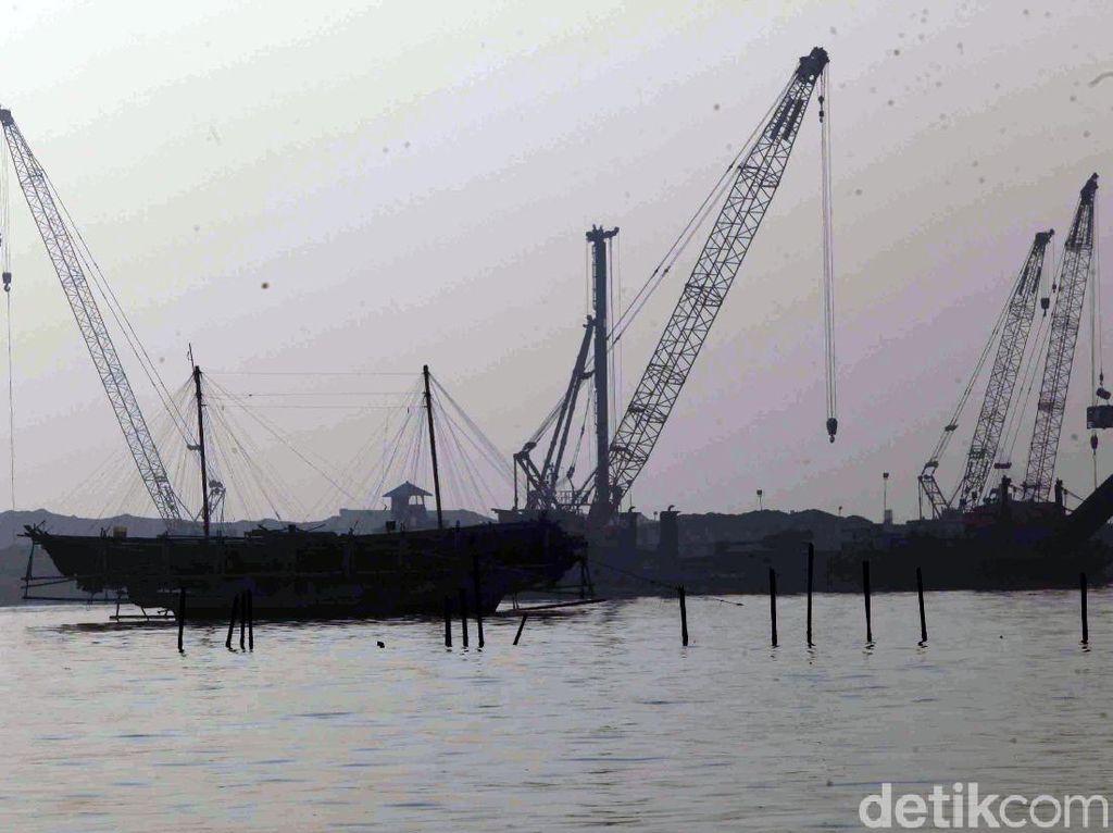PTUN Tolak Gugatan Pembatalan HGB Pulau Reklamasi di Teluk Jakarta