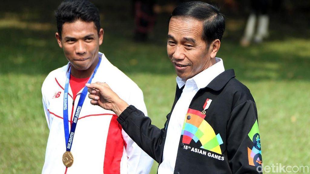 Jokowi Ingin Ada Superstar Baru Indonesia Selain Zohri