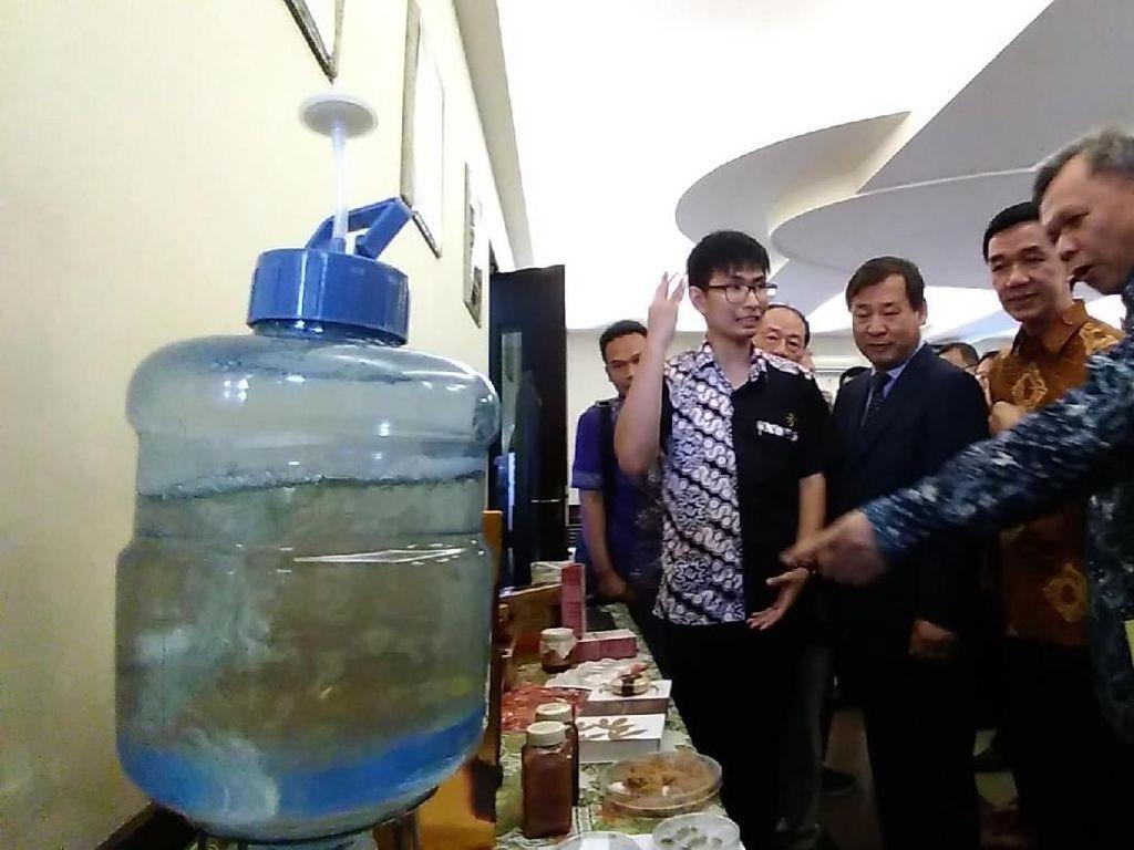 Kembangkan Laboratorium Produk Herbal, Bintang Toedjoe Kucurkan Dana Rp 300 M