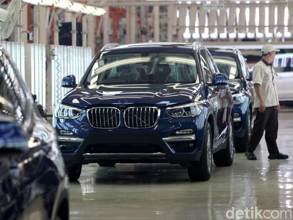 Selama Lockdown BMW Kehilangan Rp 11 T