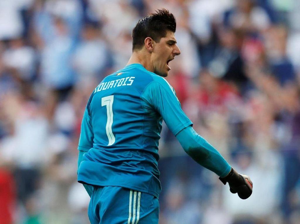 Koleksi Kiper Real Madrid