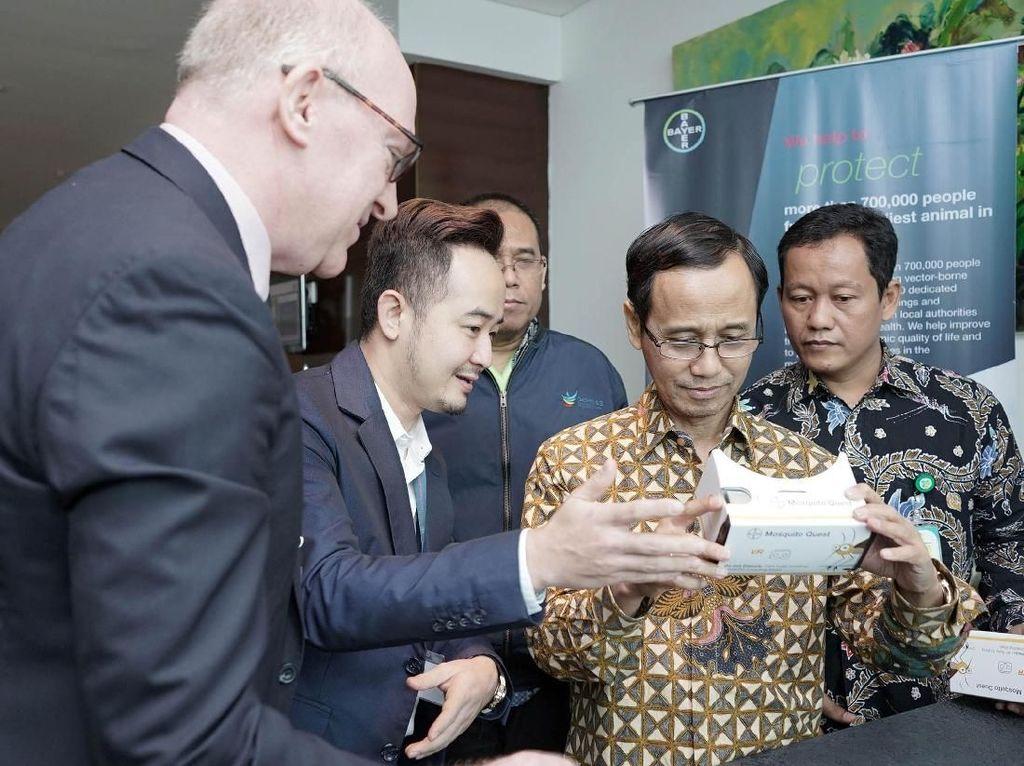 Upaya Perangi DBD di Indonesia