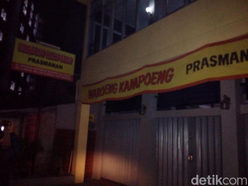 Densus 88 Juga Geledah Rumah Makan Milik Ismail di Sleman