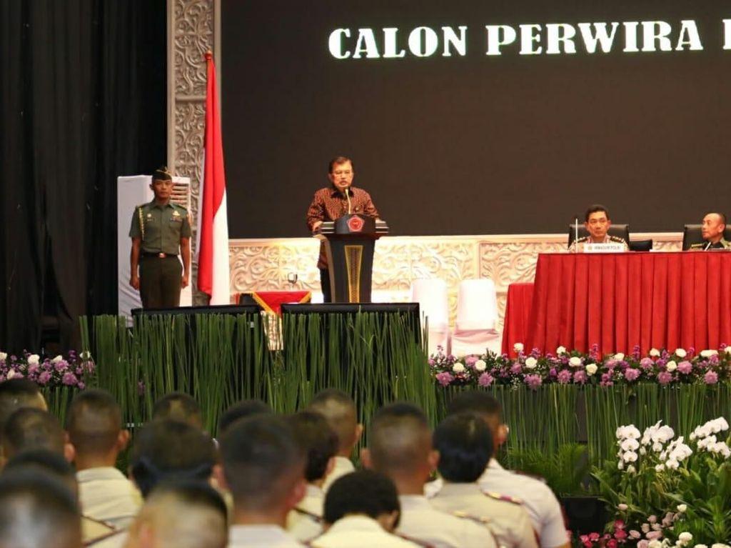 Saat JK Ditanya soal Freeport hingga Terorisme oleh Capaja TNI-Polri