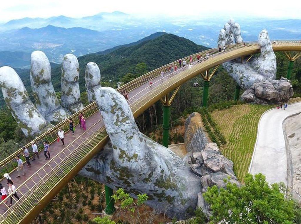 Vietnam Isolasi Kota Wisata Da Nang