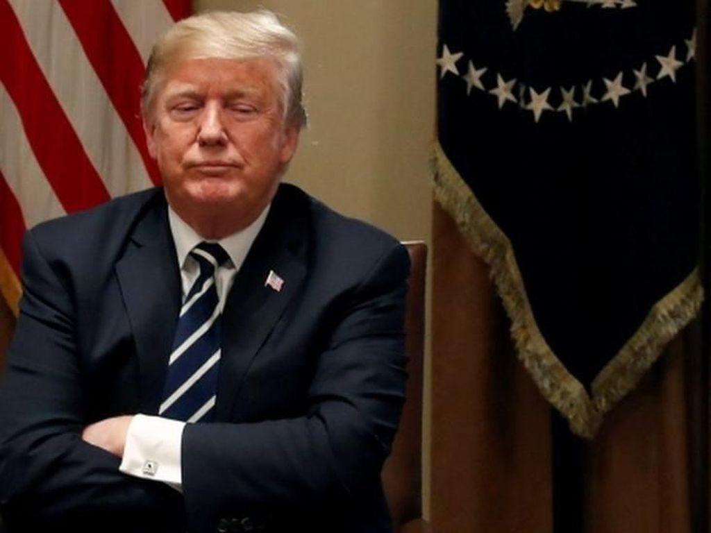Panas! Trump Vs Presiden Iran Saling Tebar Ancaman
