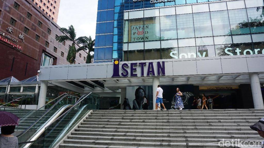 Foto: Surga Belanja Barang Branded di Singapura
