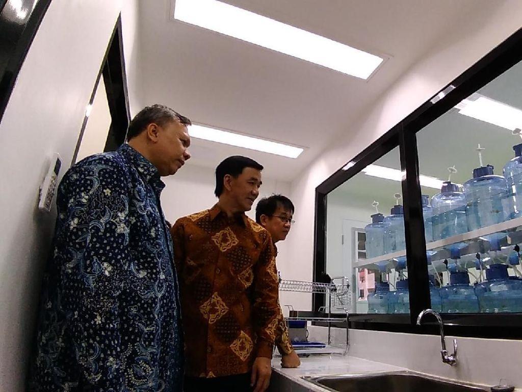 Bintang Toedjoe Resmikan Laboratorium Pengembangan Bibit Jahe Merah & Ginseng
