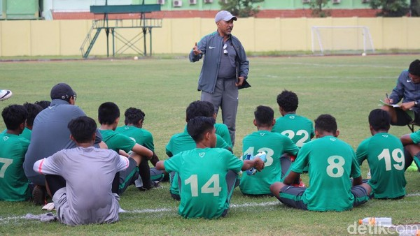 Piala AFF U-16: Fakhri Berharap Indonesia Vs Malaysia Tak Adu Penalti