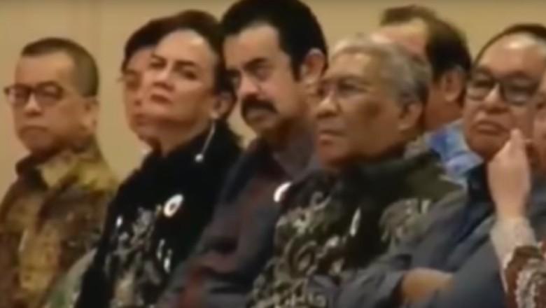 NasDem: Riza Chalid Bukan Kader, Hanya Undangan ke Kuliah Jokowi