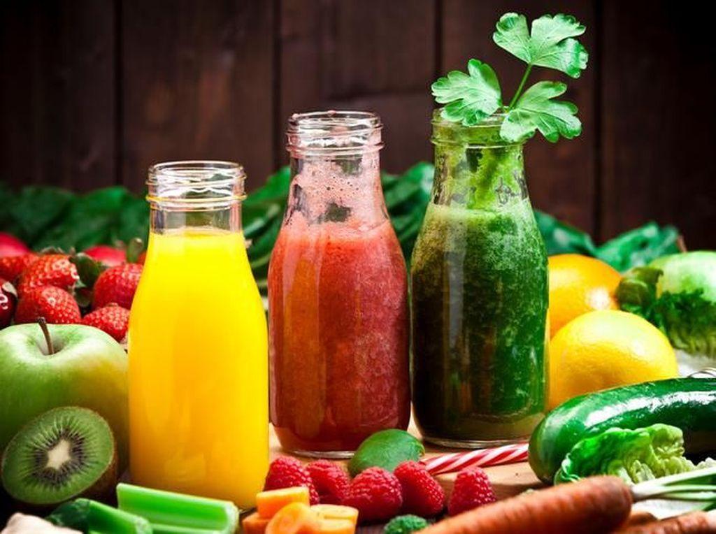 Minum 2 Gelas Jus Sehari, Gulanya Bisa Tingkatkan Risiko Kanker