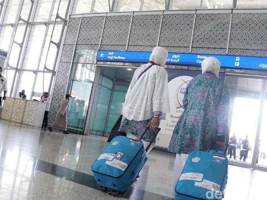 Baru 2 Embarkasi Haji Diberi Layanan Fast Track, Ini Alasannya