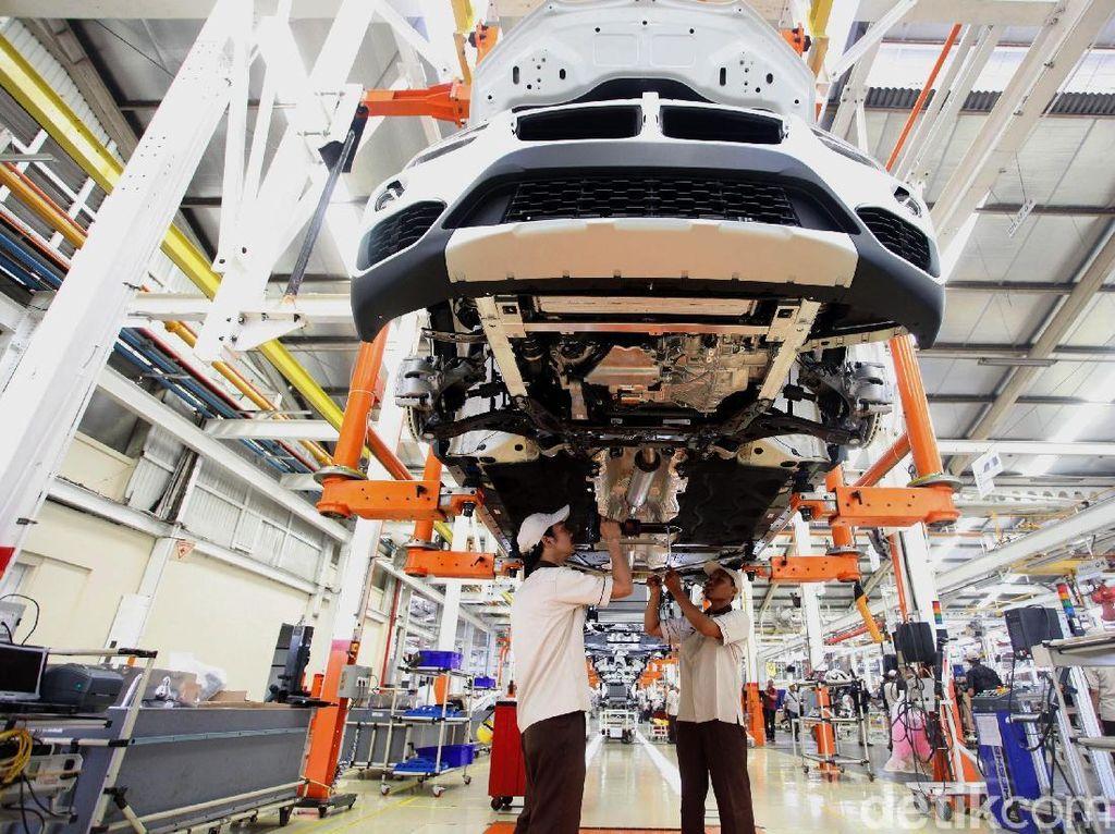 Pabrik BMW di Sunter Sudah Siap Produksi Mobil Hybrid