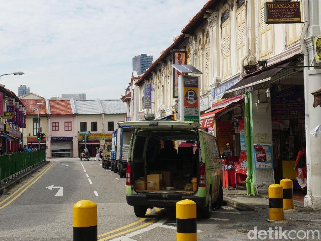 Foto: Miniatur India di Singapura, Begini Rupanya
