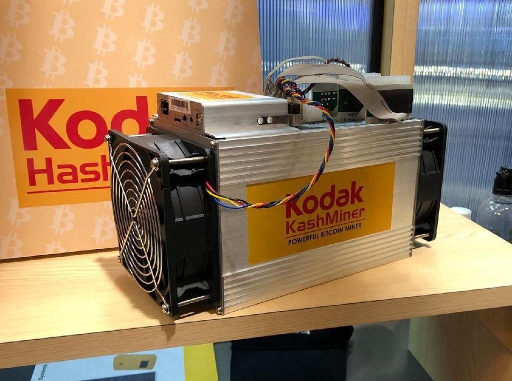 Saham Kodak Anjlok 30% Usai Pinjaman Rp 11 Triliun Ditahan Trump