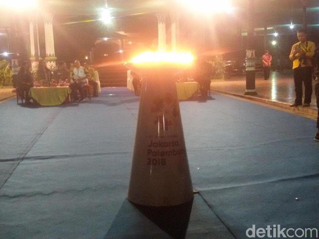 Kirab Obor Asian Games di Jakarta 15-18 Agustus, Ini Rutenya