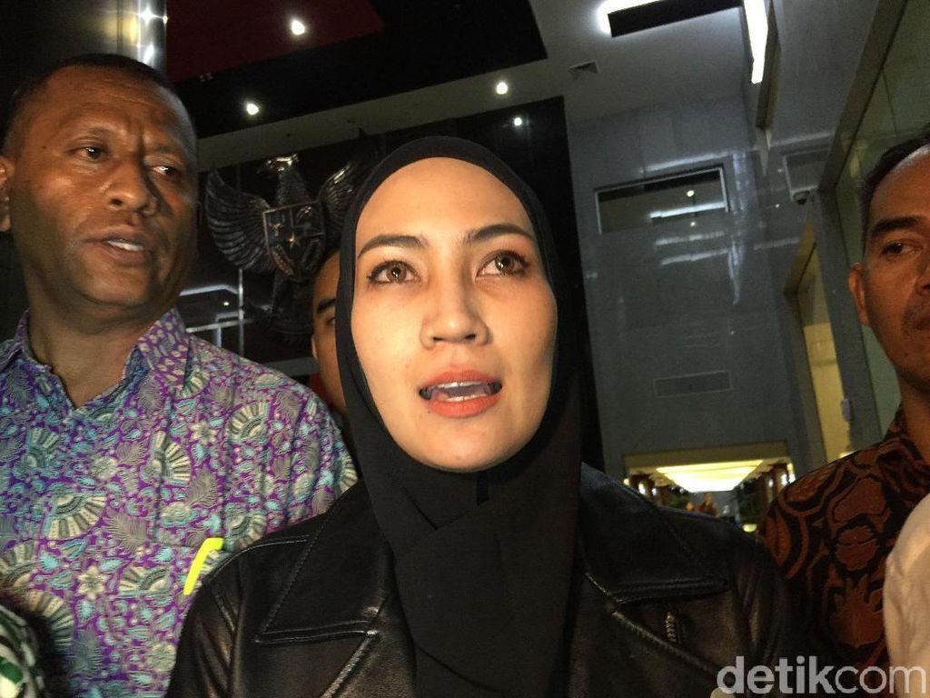 KPK Kembali Panggil Steffy Burase Terkait Suap Gubernur Aceh