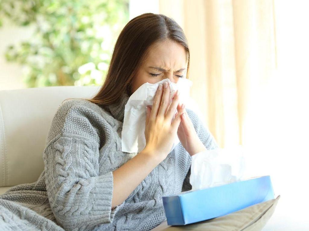 Sedang Flu dan Demam? Ini Makanan yang Harus Dihindari