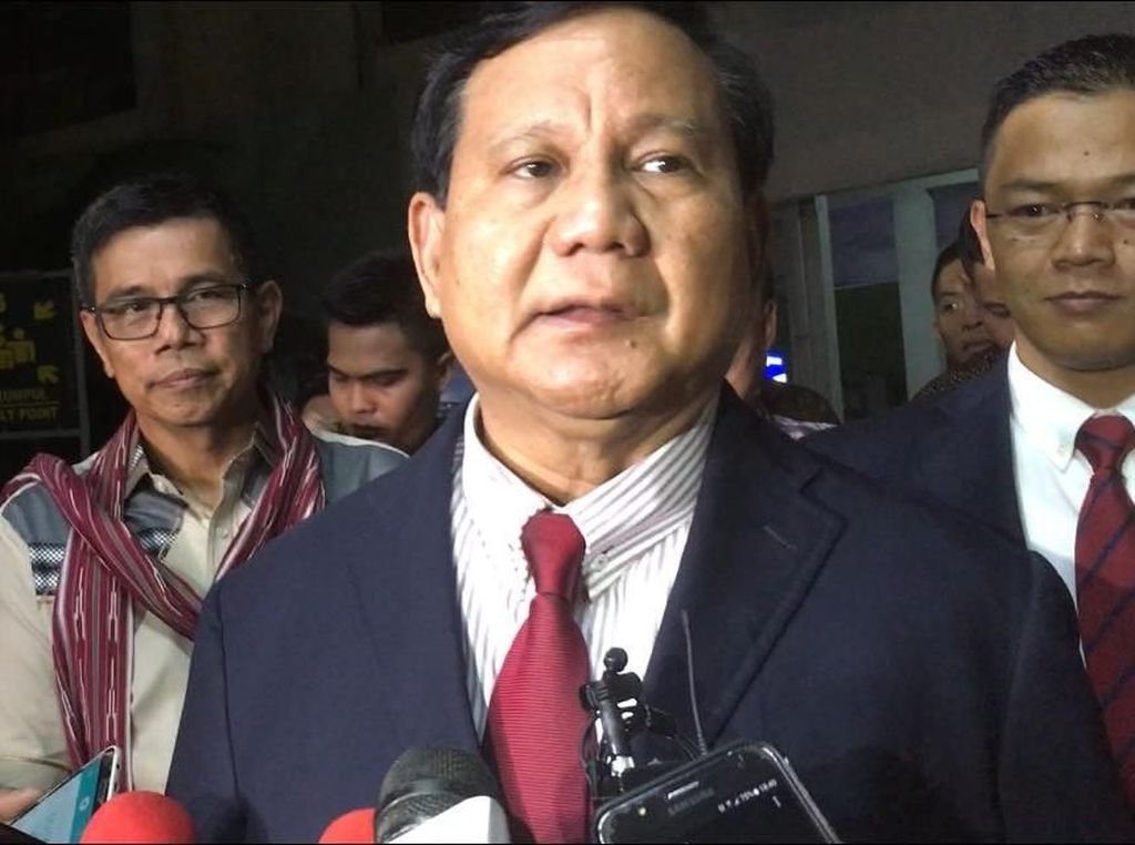 Data BPS dan Istana Jawab Tudingan Prabowo soal Kemiskinan Naik 50%