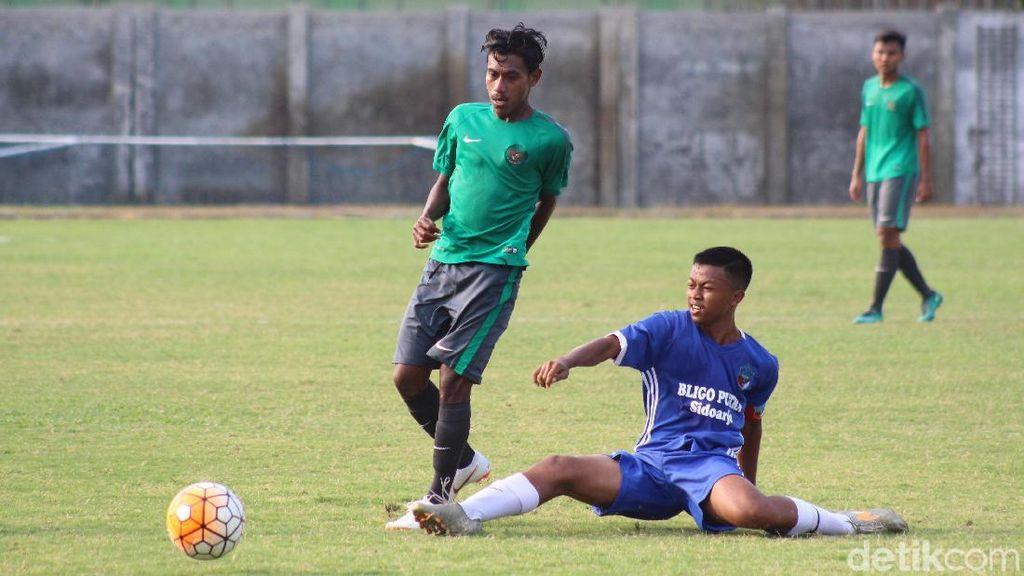 Menang Telak di Laga Uji Coba, Timnas U-16 Terus Dievaluasi