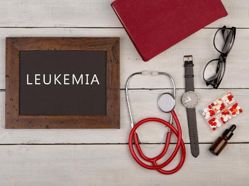 Tak Bertumor, Leukemia Punya Penanganan Berbeda dari Kanker Lainnya