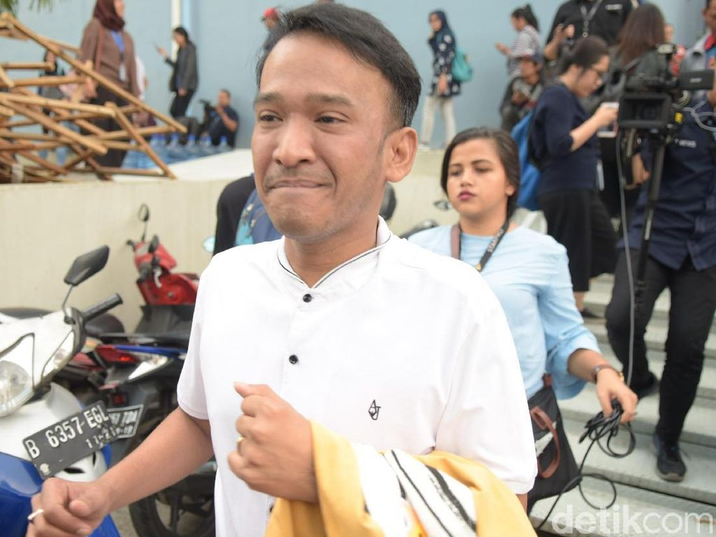 Cerita Ruben Onsu Soal Istrinya yang Jenguk Putri Denada