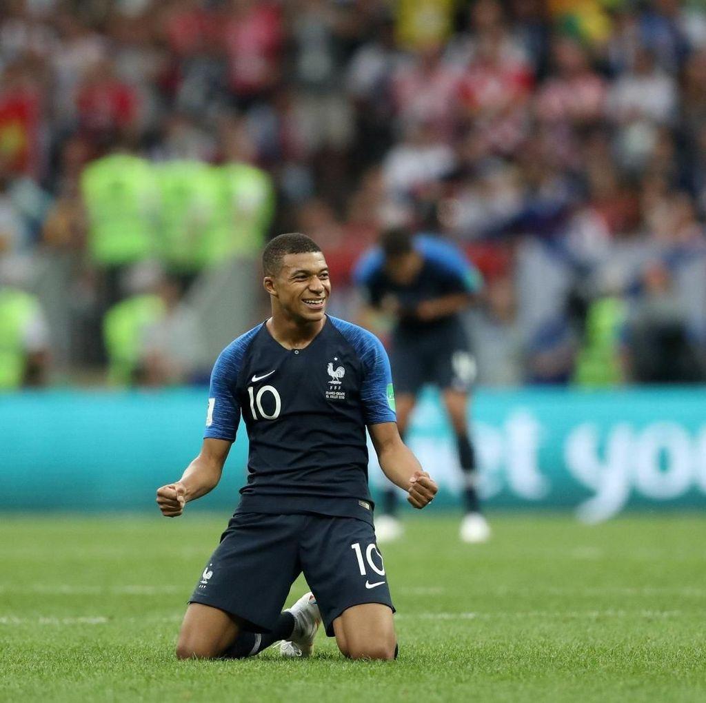 Pemain-Pemain PSG Top Skorer di Piala Dunia 2018