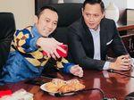 Putra SBY Pimpin PD: AHY Gerilya Lapangan, Ibas Atur Strategi