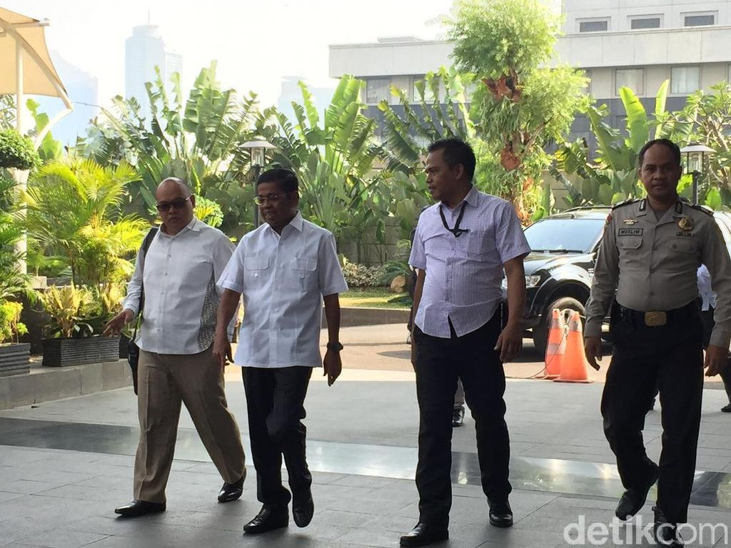 KPK Telusuri Hubungan Idrus dengan Anggota DPR Eni yang Kena OTT