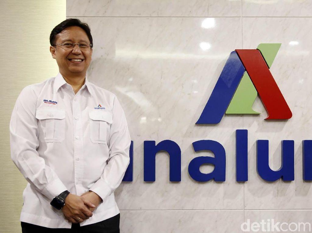 Aset Inalum Melesat ke Rp 162 Triliun Gara-gara Holding dan Freeport