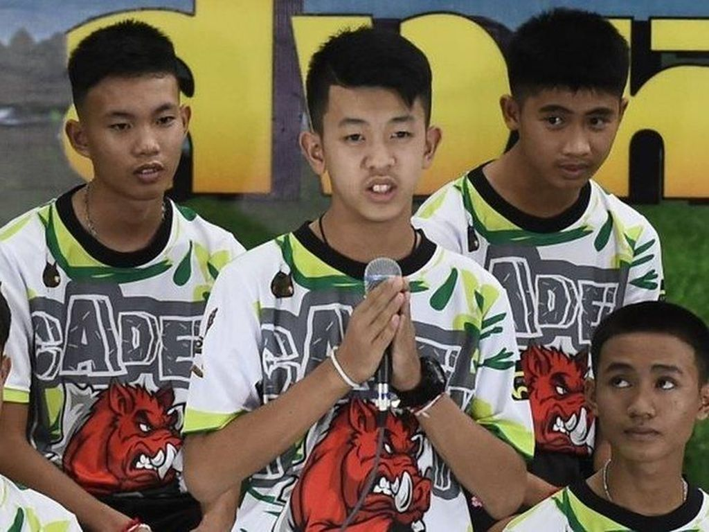 Terjebak 2 Minggu di Gua, Bagaimana Remaja Thailand Bertahan Hidup?