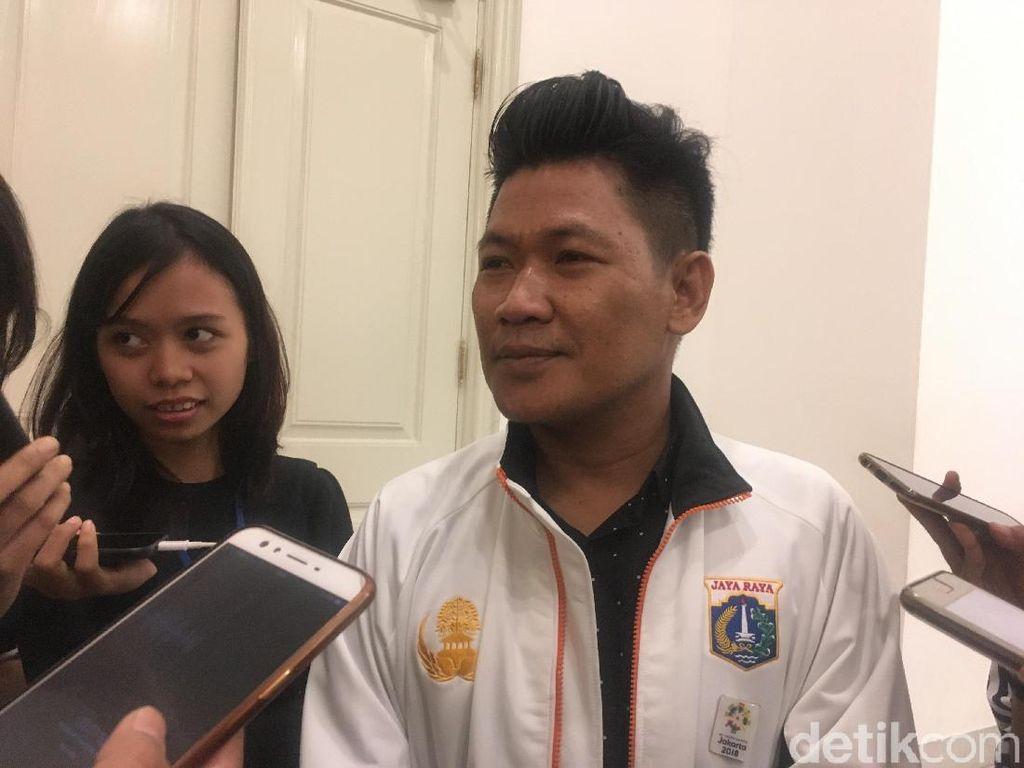 Cerita Tamran, Pendukung Anies yang Diberi Jaket karena Bendera Bambu