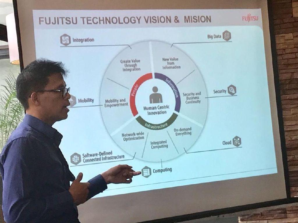 Fujitsu: Making Indonesia 4.0 Bisa Jadi Pemicu Perusahaan TI