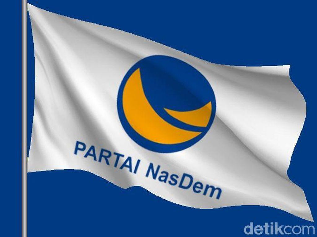DPD NasDem Uji Bakal Calon Wali Kota Medan, Tak Ada Bobby Nasution