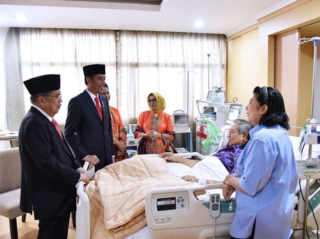 Eksis di Foto SBY Sakit, Alat Apa Sih Syringe Pump Itu?