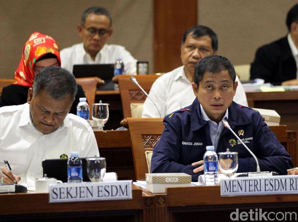Rapat Komisi VII Panas Gara-gara Ingin Hadirkan Bos Pertamina