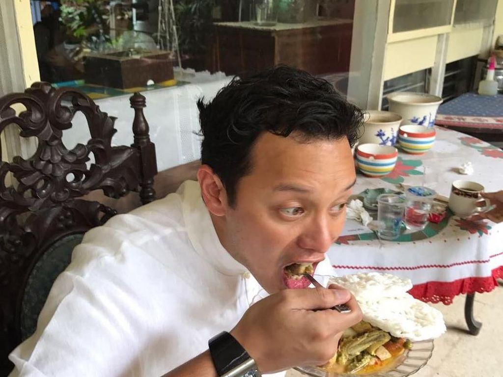 Gaya Kulineran Moreno Soeprapto hingga Kafe Milik Lee Jong Suk