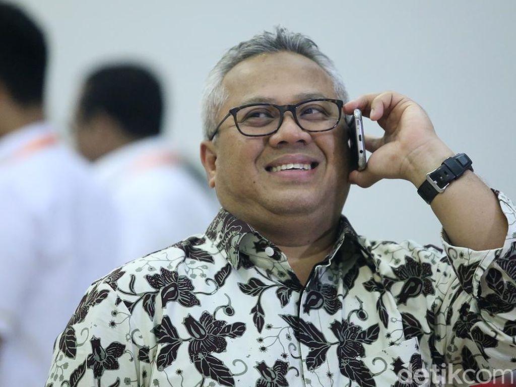 Ketua KPU Akui Pernah Bertemu Tersangka Suap PAW DPR Harun Masiku