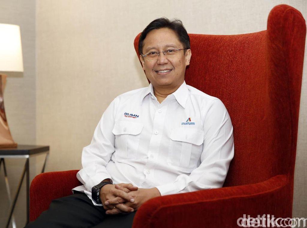 Holding BUMN Tambang Ganti Nama Jadi MIND ID
