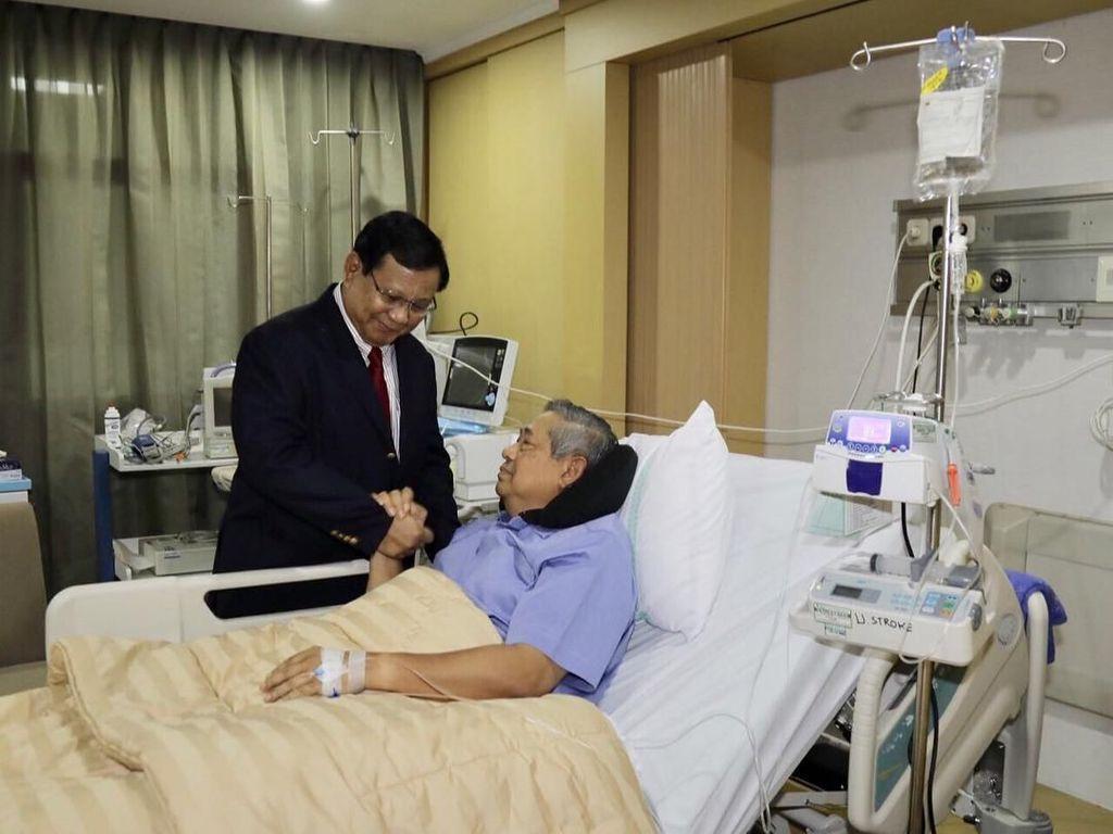Ini Penjelasan Dokter Soal Alat U Stroke di Ruang Rawat SBY