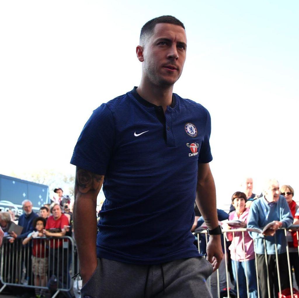 Rumor Transfer: Herrera, Hazard, dan Pemain Incaran Klub-klub La Liga
