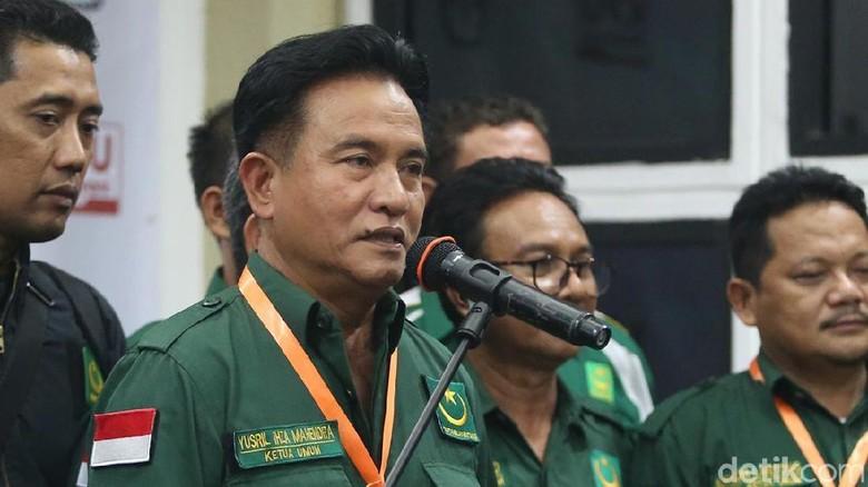 Yusril: Habib Rizieq pun Tak Bisa Telepon Prabowo