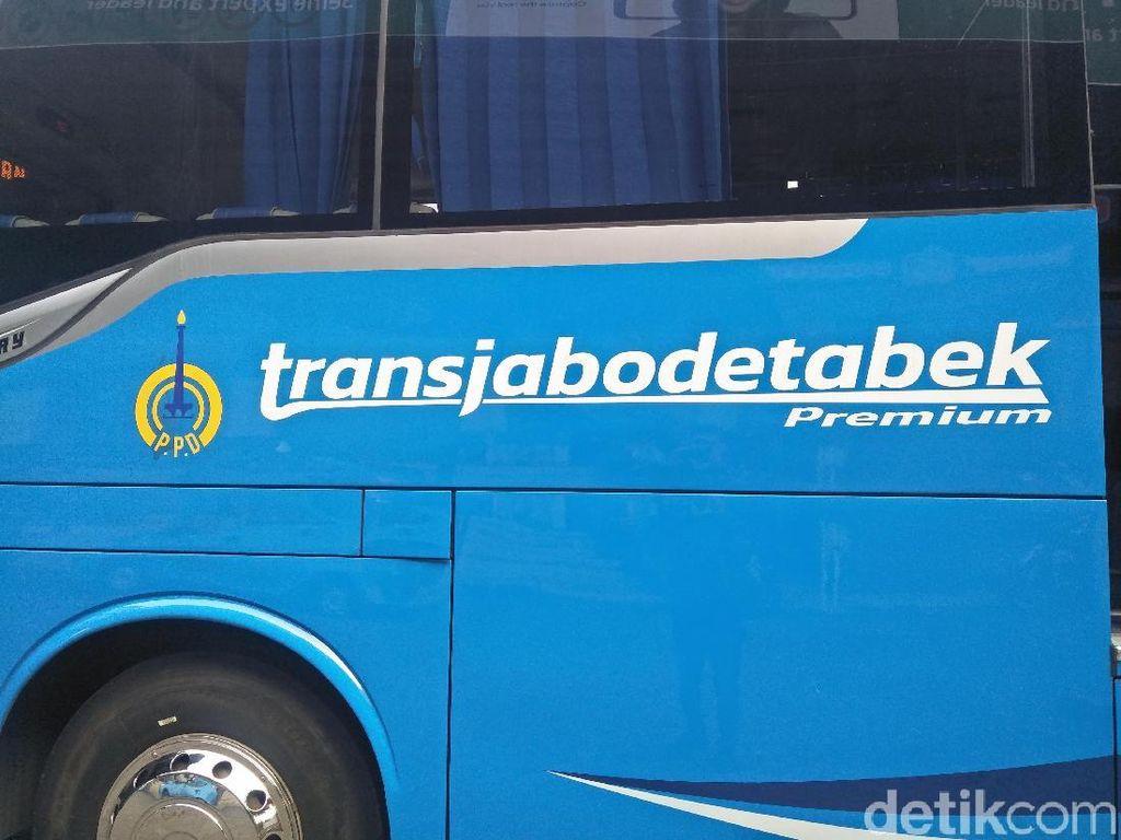 Kerennya Bus Transjabodetabek