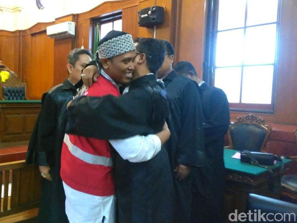 Sharing Ujaran Kebencian, Anggota FPI Divonis 7 Bulan Penjara